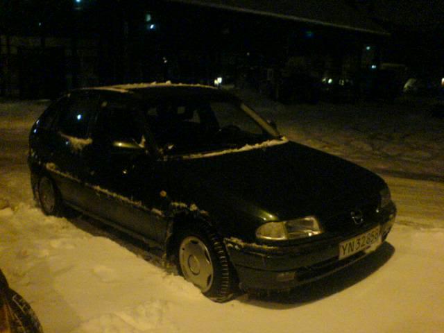 Astra 1,6 1997